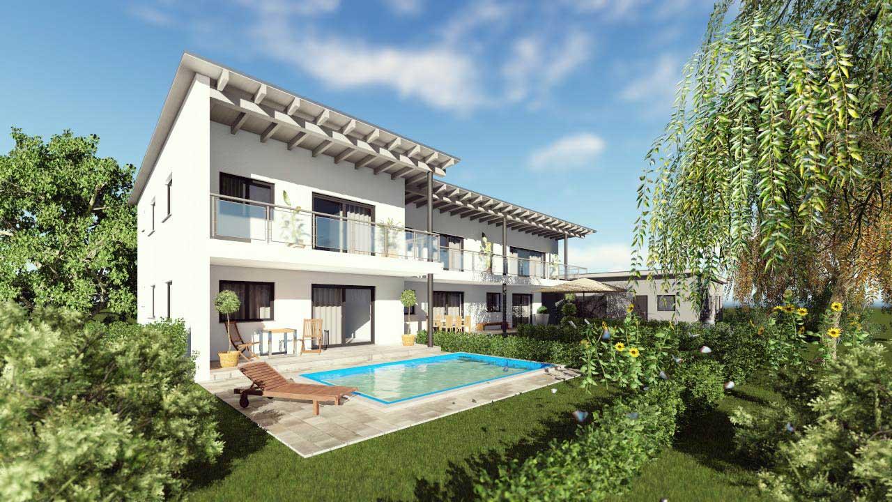 Wohnprojekt Mariatrost - Slider 1